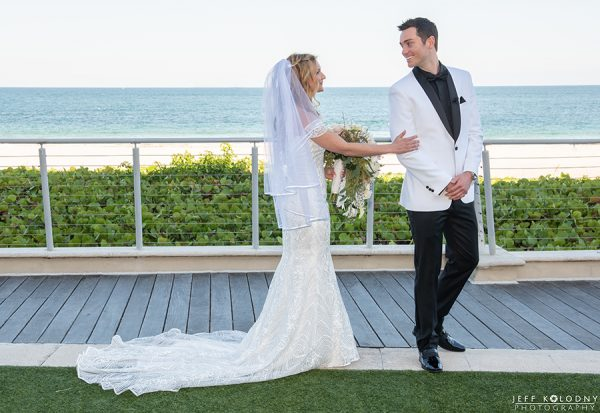First look at wedding, from the lens of a South Florida photographer.
